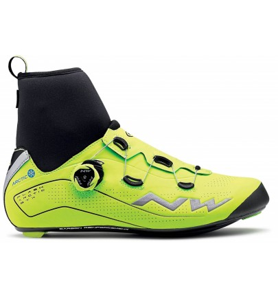 Zapatillas Northwave Flash Arctic GTX Amarillo