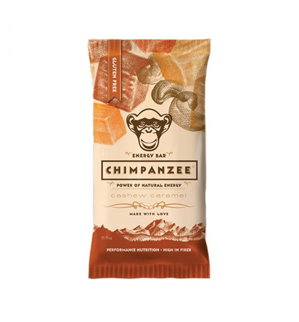 Barrita Chimpanzee Anacardo-Caramelo