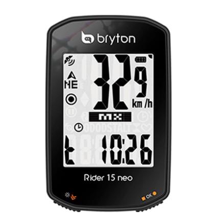 GPS Bryton Ryder 15 Neo E