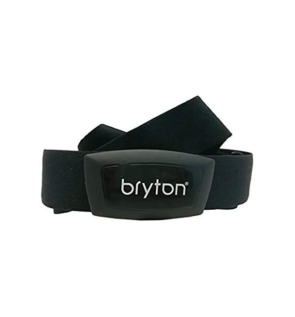 Sensor y banda elástica de Frecuencia Cardiaca Bryton