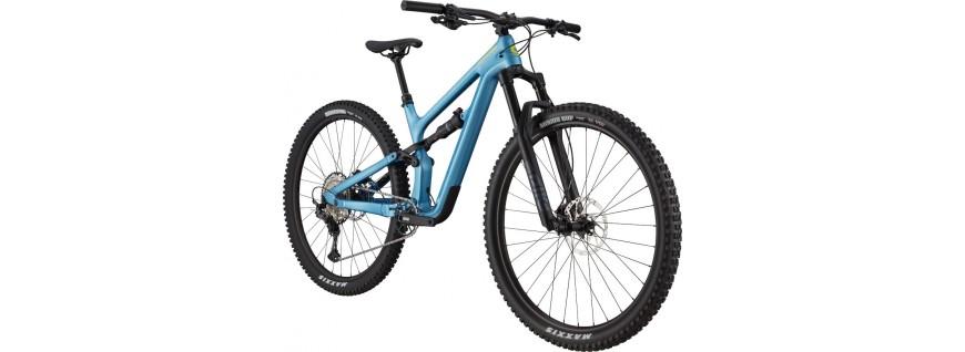 E-Bike de Mujer MTB