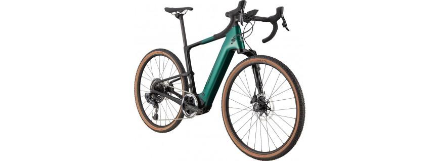 E- Bike de Mujer Gravel